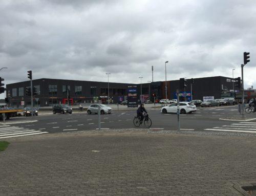 Stenagercentret, Sønderborgs nye indkøbs- og oplevelsescenter.