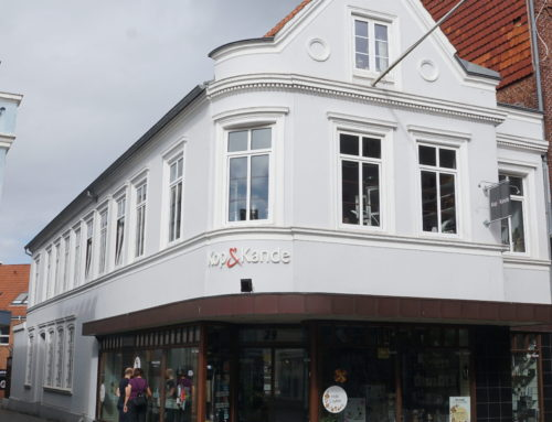 Perlegade, Sønderborg